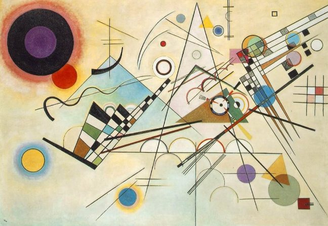 Composition-VIII
